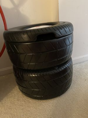 Tire toy box for Sale in Gainesville, VA