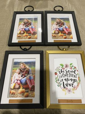 4x6 photo frame for Sale in Tumwater, WA