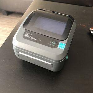 Zebra GX420d Direct Thermal Desktop Printer for Sale in Thousand Oaks, CA