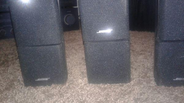 Bose satellite speakers 3