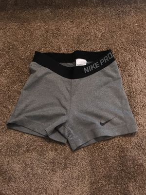 Nike Pro Grey Spandex for Sale in San Diego, CA