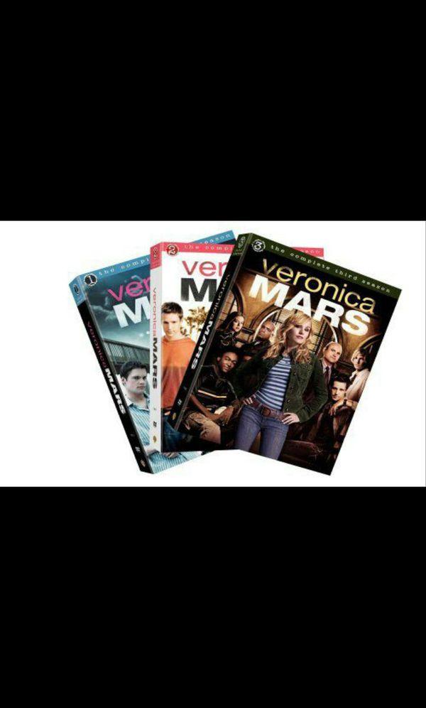 Veronica Mars seasons 1, 2 & 3