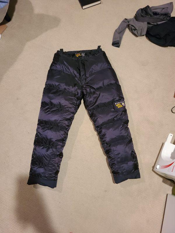 Mountain Hardware Absolute Zero Pants (Men's Small)