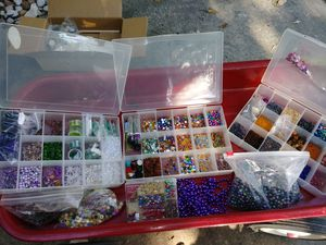 Large Bead Collection!! for Sale in Austin, TX