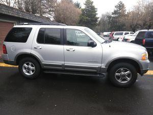2002 ford explorer v6 automatica for Sale in Hillsboro, OR