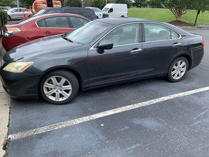 2007 LEXUS ES 350 ,CLEAN TITLE,170k MILES for Sale in Fayetteville, NC