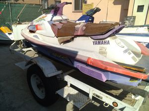 Yahama and Sea-Doo jet ski seadoo for Sale in Pasadena, CA