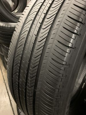 235/65/17 set of Michelin tires installed for Sale in Rancho Cucamonga, CA