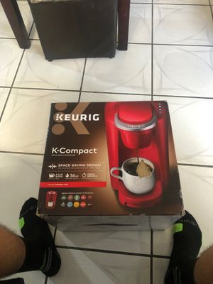 Keurig K Compact coffee maker for Sale in West Covina, CA