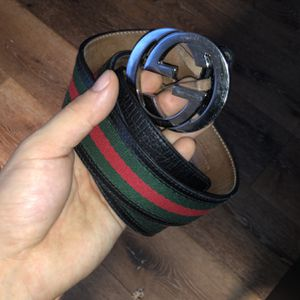 Authentic Classic Men's Gucci Belt for Sale in Freehold, NJ