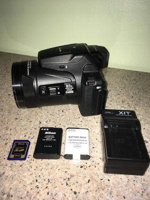 Nikon coolpix p900 for Sale in New Britain, CT