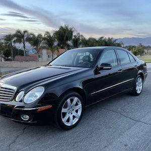 2007 Mercedes-Benz E-Class for Sale in Colton, CA