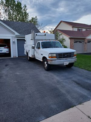 1997 Ford F350 Dually for Sale in Algonquin, IL