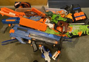 Nerf guns for Sale in La Habra, CA