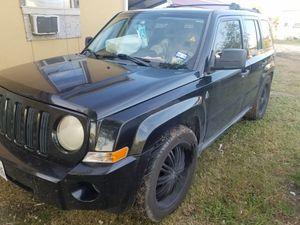 Jeep patriot 09 for Sale in Austin, TX