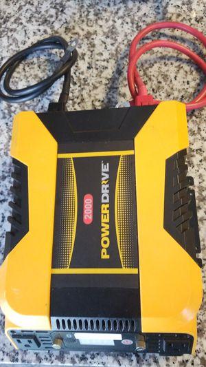 2000 watt inverter for Sale in Austin, TX