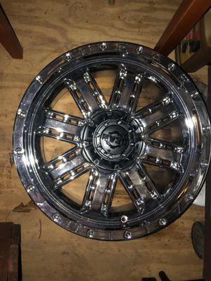 New gear alloy Nitro wheel (qty 1) for Sale in Summerfield, NC