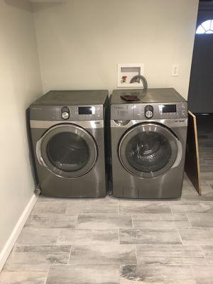Samsung steam washer and dryer for Sale in Hyattsville, MD