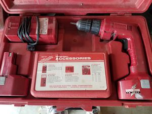 Milwaukee Cordless Drill for Sale in Ocala, FL