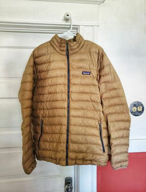 Patagonia puffy jacket size xl for Sale in Denver, CO