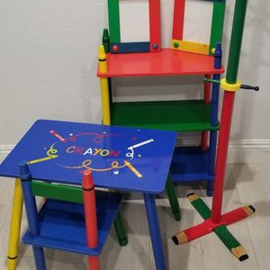 Crayon Themed Room Set For Kids for Sale in Chino Hills, CA
