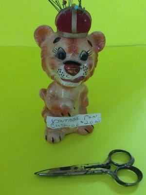 Antique pin cushion w/scissor for Sale in Columbus, OH