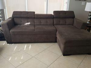 Sleeper Sectional Sofa from El Dorado Furniture for Sale in Miramar, FL
