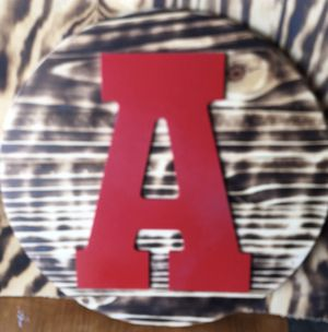 Homemade wooden door hangers for Sale in Brandon, MS