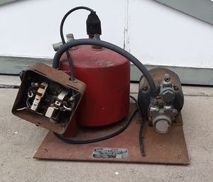 Anderson & Wagner RC50 Industrial Freon Compressor Charging System for parts or repair Auto Tools for Sale in Chula Vista, CA