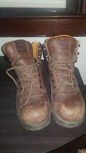Timberland pro titan women's boot size 7w for Sale in Detroit, MI