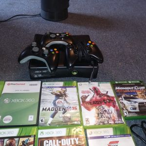 Xbox 360 And Games for Sale in Fort Worth, TX