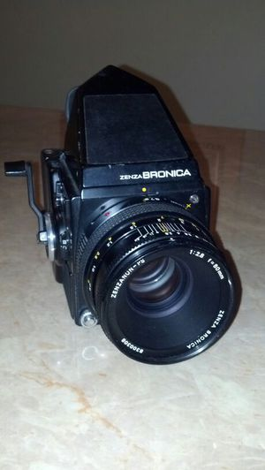 Zenza Bronica SQ-A medium format camera for Sale in Haddon Township, NJ