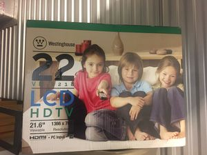 "22"" Flat Screen TV for Sale in West Palm Beach, FL"