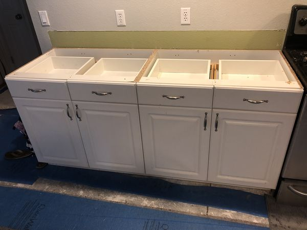 White Kitchen Cabinets For Sale In San Antonio, FL