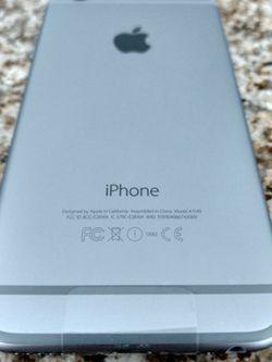 IPhone 6 unlocked phenomenal condition space Gray 16 gb for Sale in Miami,  FL