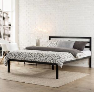 Modern Queen Bed Frame for Sale in Passaic, NJ