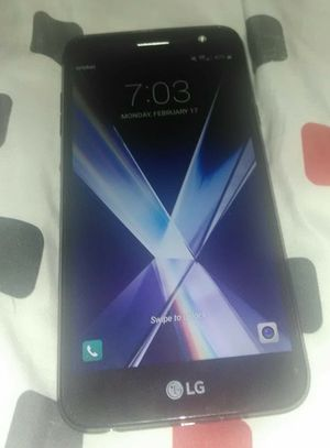 LG X Charger phone From Cricket Like New for Sale in CORP CHRISTI, TX
