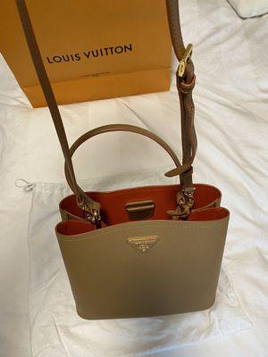 Medium Saffiano Leather Prada Panier Bag for Sale in San Francisco, CA