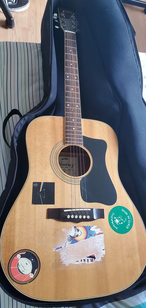 Acoustic Guitar for Sale in Miami, FL