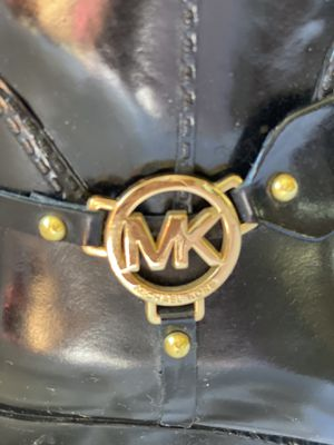 Black Michael Kors rain boots for Sale in Washington, DC