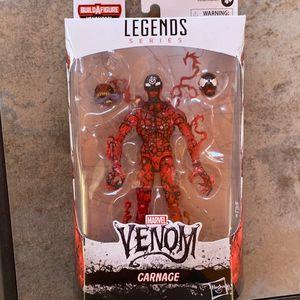 Marvel Legends carnage for Sale in Irving, TX