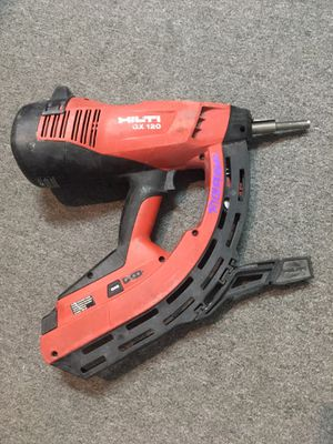 Hilti GX120 Fully Automatic Gas Actuated Fastening Nail Gun for Sale in Murray, UT