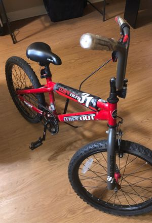 """20"""" NEXT WIPEOUT BICYCLE for Sale in Jackson, MS"""