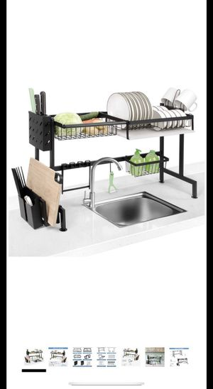 Over sink dish drying rack for Sale in San Jose, CA
