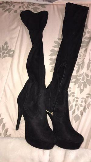 Size 8 Thigh High Boots for Sale in Salt Lake City, UT