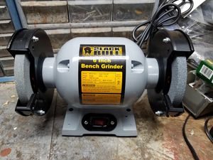 Brand new 8-inch bench grinder for Sale in Westmanland, ME