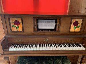 Vintage Player Piano Working Good Condition for Sale in Torrance, CA