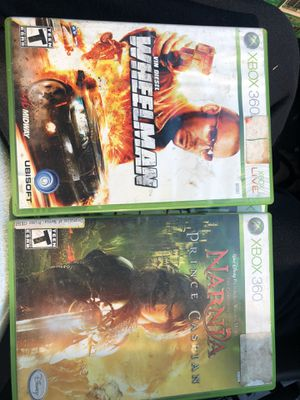 Xbox 360 live games for Sale in Fresno, CA