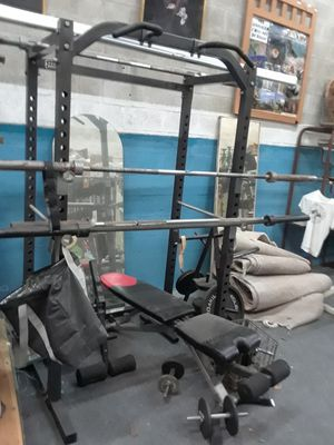 Weightlifting items for your garage for Sale in Miami, FL
