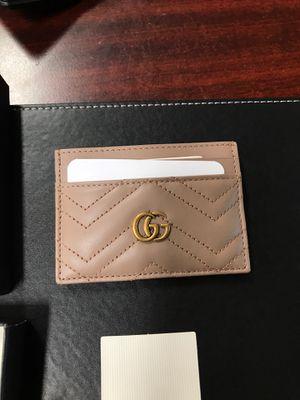 Gucci Card Wallet for Sale in Gardena, CA